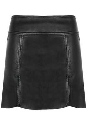 Andrea Bogosian scalloped hem skirt - Black