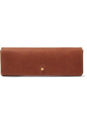 Cubitts - Leather Glasses Case - Tan