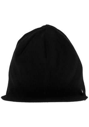 04af7438e8c Undercover knitted beanie hat - Black