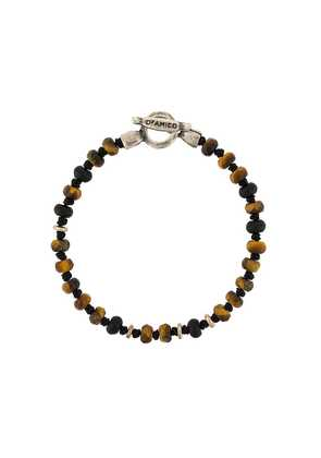 Andrea D'amico beaded bracelet - Brown