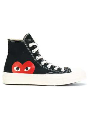 Comme Des Garçons Play Chuck Taylor 70s All Star high-top converse -