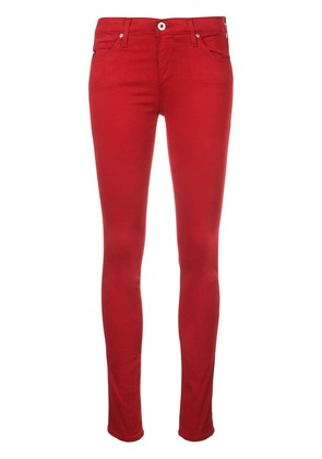 Ag Jeans Prima jeans - Red