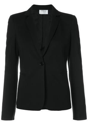 Akris Punto fitted blazer - Black