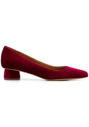 Chie Mihara pointed pumps - Red