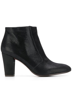 Chie Mihara textured boots - Black