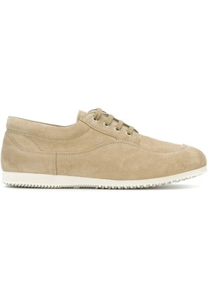 Hogan 'Traditional' lace up sneakers - Neutrals