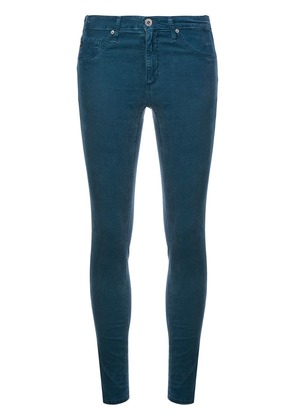 Ag Jeans low rise skinny jeans - Blue