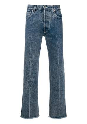 Gucci straight leg jeans - Blue