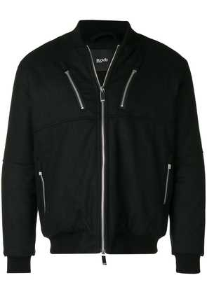 Blood Brother zipped detailing jacket - Black