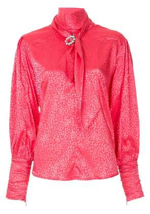 Dodo Bar Or victorian style blouse - Pink