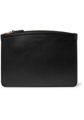 Dunhill - Duke Leather Pouch - Black