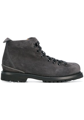 Buttero chamois leather hiking boots - Grey