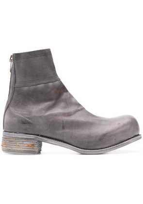 A Diciannoveventitre D30 ankle boots - Grey