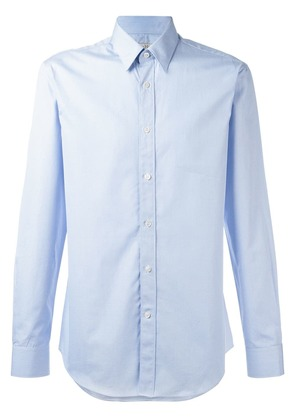 Gieves & Hawkes classic shirt - Blue