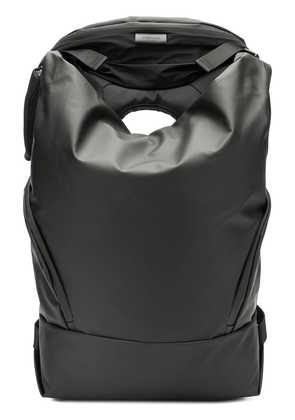 Côte & Ciel draped top backpack - Black