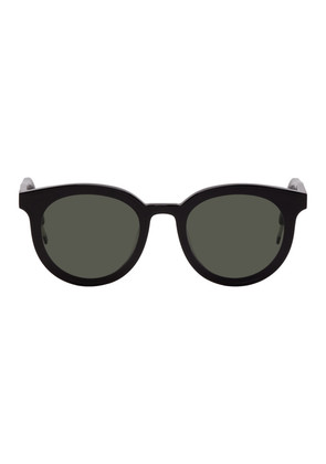 Gentle Monster Black See Saw Sunglasses