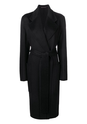Acne Studios Carice double-breasted coat - Black