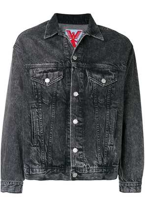 Adaptation classic denim jacket - Grey