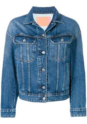 Acne Studios Lamp denim jacket - Blue