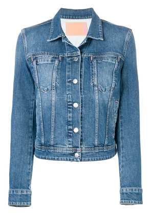 Acne Studios Cliff denim jacket - Blue