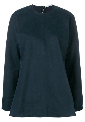 Acne Studios smock shirt - Blue