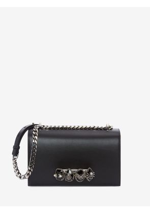 ALEXANDER MCQUEEN Jewelled Satchels - Item 54163289