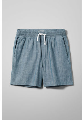 Olsen Chambray Shorts - Blue