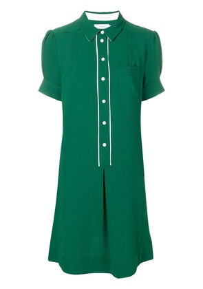 Calvin Klein loose fitted day dress - Green