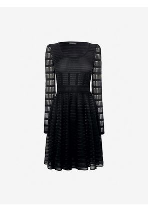 ALEXANDER MCQUEEN Mini Dresses - Item 34898732