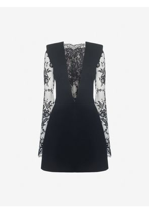 ALEXANDER MCQUEEN Mini Dresses - Item 34898726