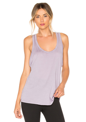 All About It Racerback Tank
