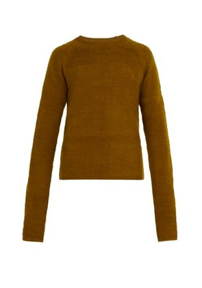 Denis Colomb - Long Sleeved Cashmere Sweater - Mens - Brown