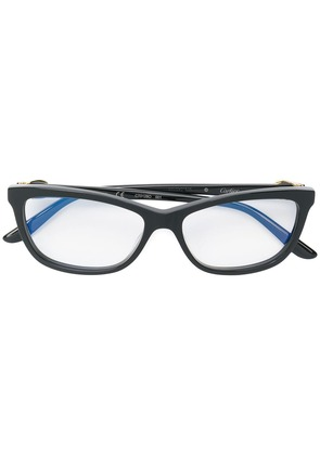 Cartier square-frame glasses - Black