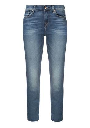 7 For All Mankind Roxanne jeans - Black