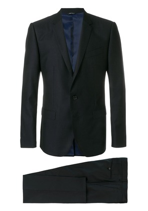 Dolce & Gabbana Martini Fit two piece suit - Blue