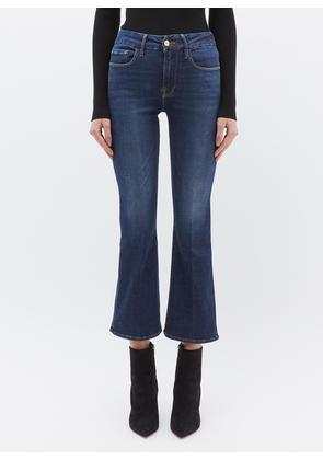 'Le Crop Mini Boot' jeans