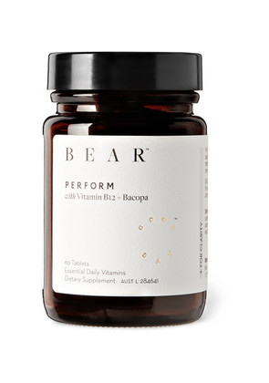 BEAR - Perform Supplement, 60 Capsules - Colorless