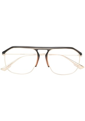 f89611414d0 Dior Eyewear Stellaire V glasses - Brown