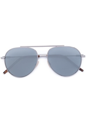 Fendi Eyewear Air aviator sunglasses - Metallic