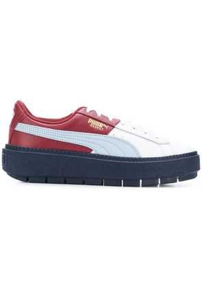 Puma Platform Trace sneakers - Red