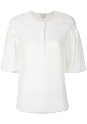 3.1 Phillip Lim short-sleeve blouse - White