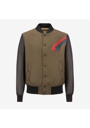 Bally M3Pe306L-1S029 Multicolor, Super Smash Varsity Jacket