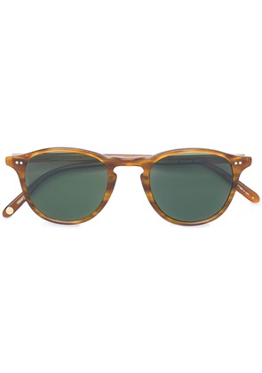 Garrett Leight Hampton sunglasses - Brown