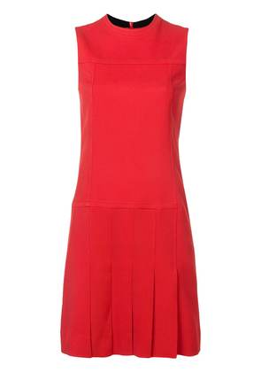 Akris Punto flared pleated dress
