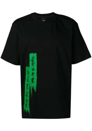D.Gnak We Can See T-shirt - Black