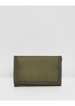 Weekday small wallet in khaki