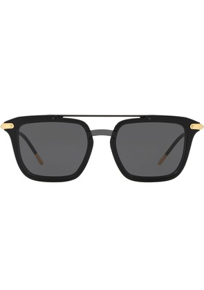 Dolce & Gabbana Eyewear square sunglasses - Black