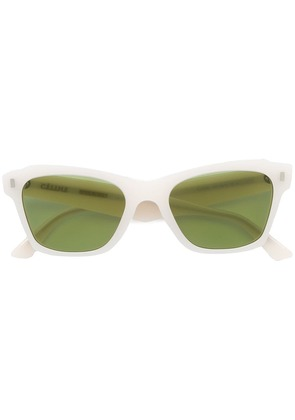 Celine Eyewear tinted square sunglasses - Neutrals