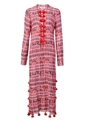 Figue Paolina kaftan dress - Pink