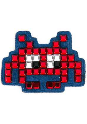Anya Hindmarch Invaders mini sticker - Red